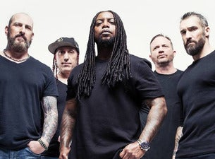 Sevendust with Memphis May Fire + Fire From the Gods + Madame Mayhem