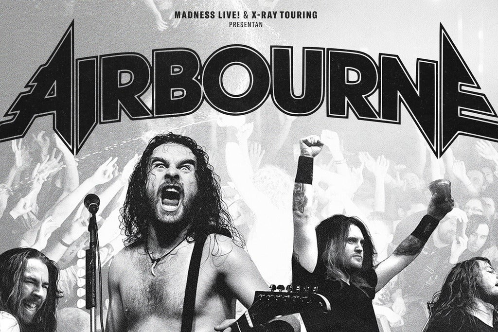 Airbourne + Supersuckes