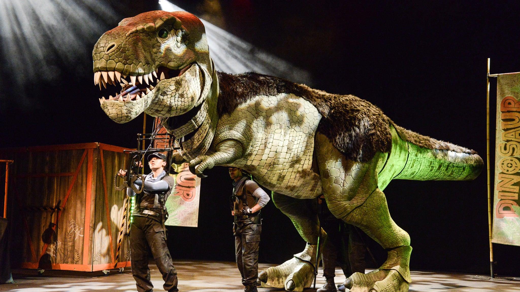 Dinosaur World Live! at Mary Stuart Rogers Theater