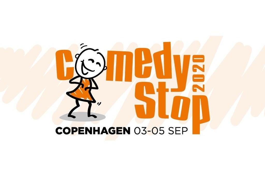 Chris Turner - Comedy Stop Copenhagen