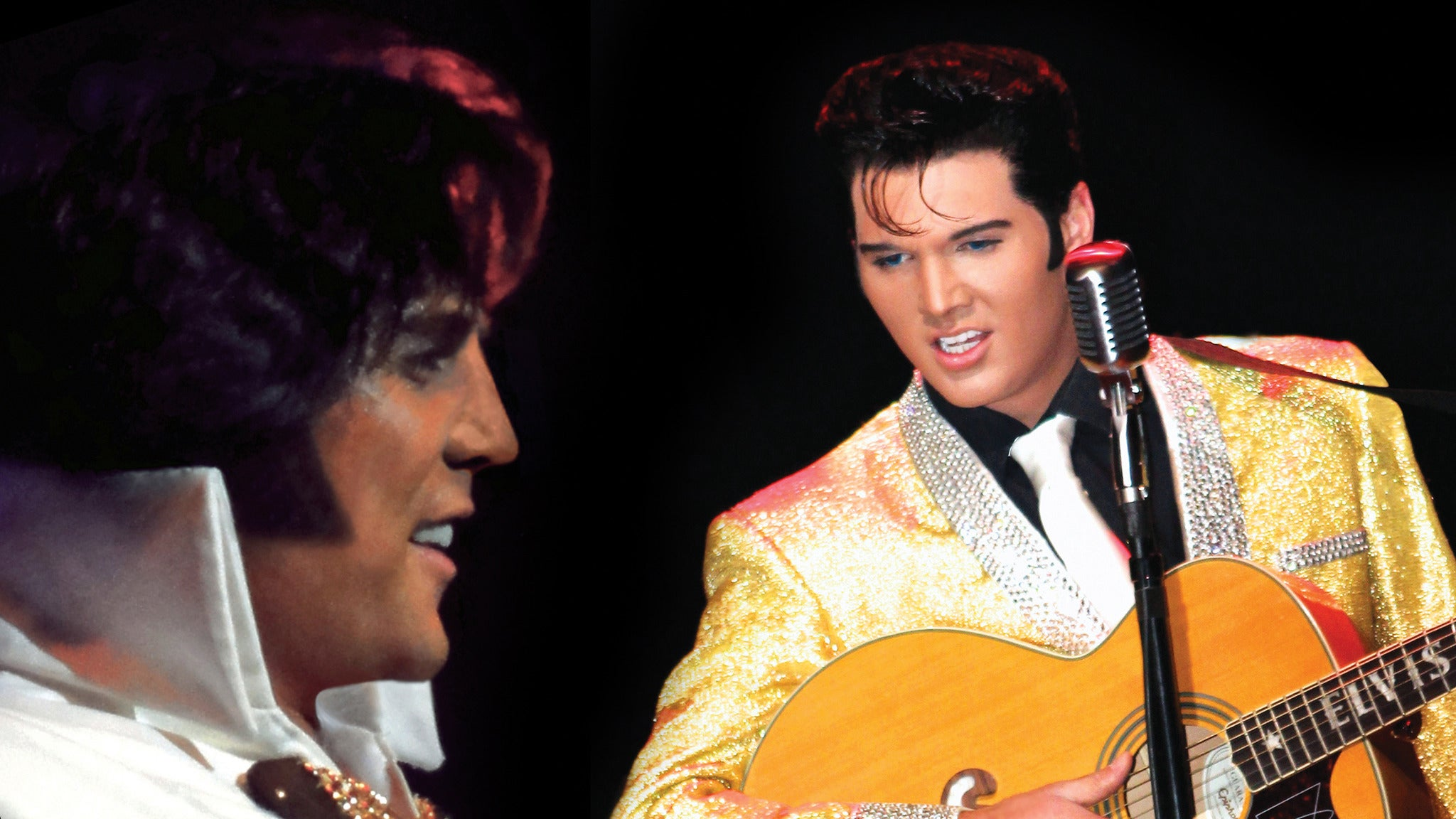 The Elvis Tribute Artist Spectacular at Star Plaza Theatre