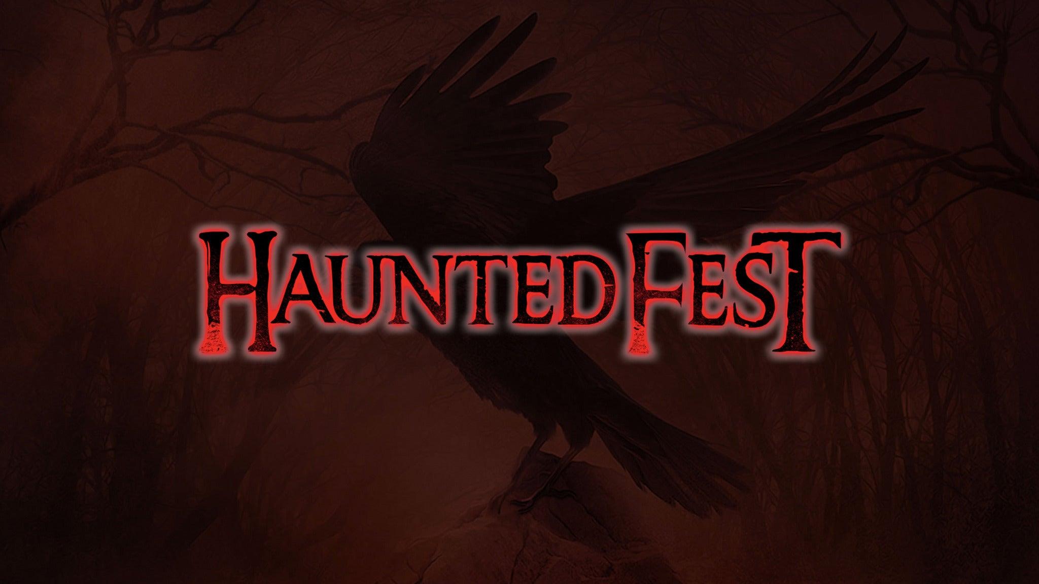 Haunted Fest - Columbus at Lausche Building
