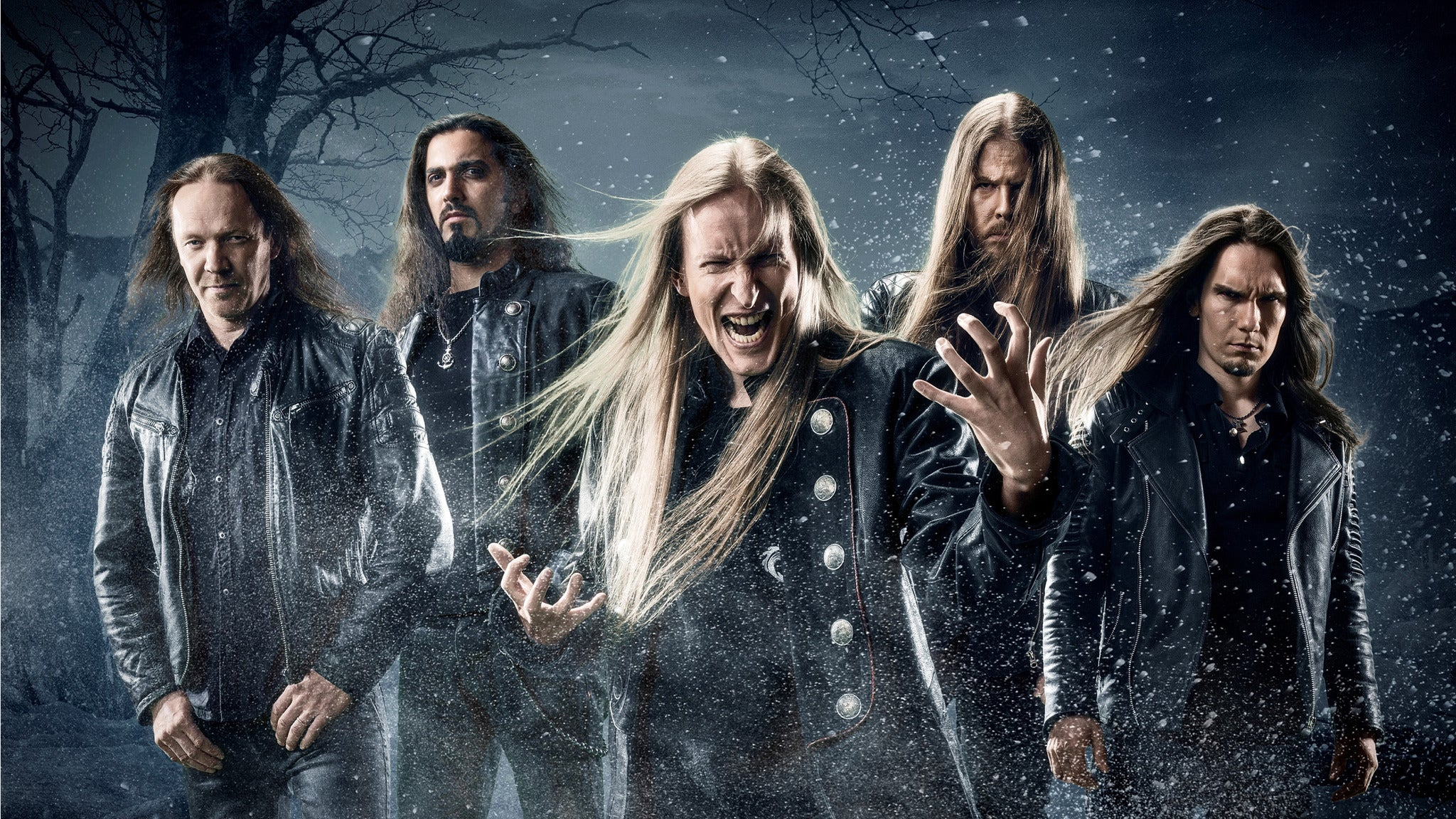 Wintersun w/ Ne Obliviscaris at The Regency Ballroom