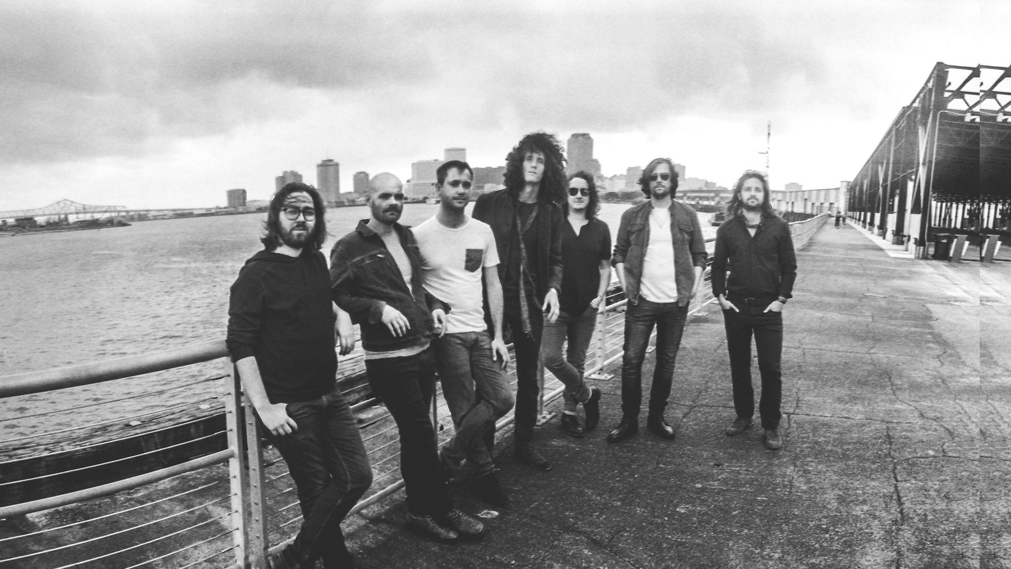 The Revivalists at Red Rocks Amphitheatre