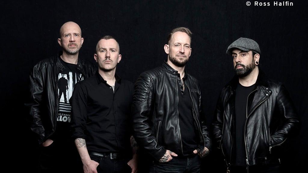Volbeat - Rewind, Replay, Rebound World Tour Lanxess Arena Seating Plan