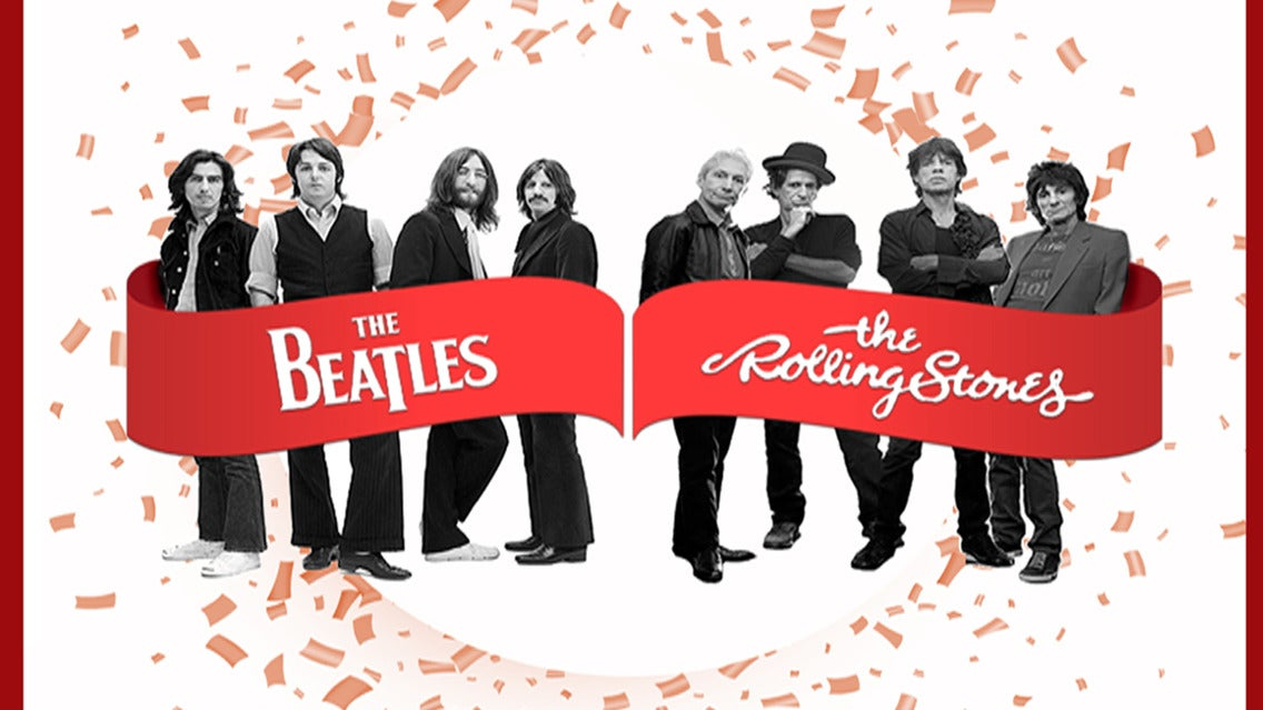 Beatles Vs. Stones at Fox Performing Arts Center