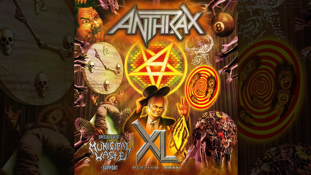 Hotels near Anthrax Events