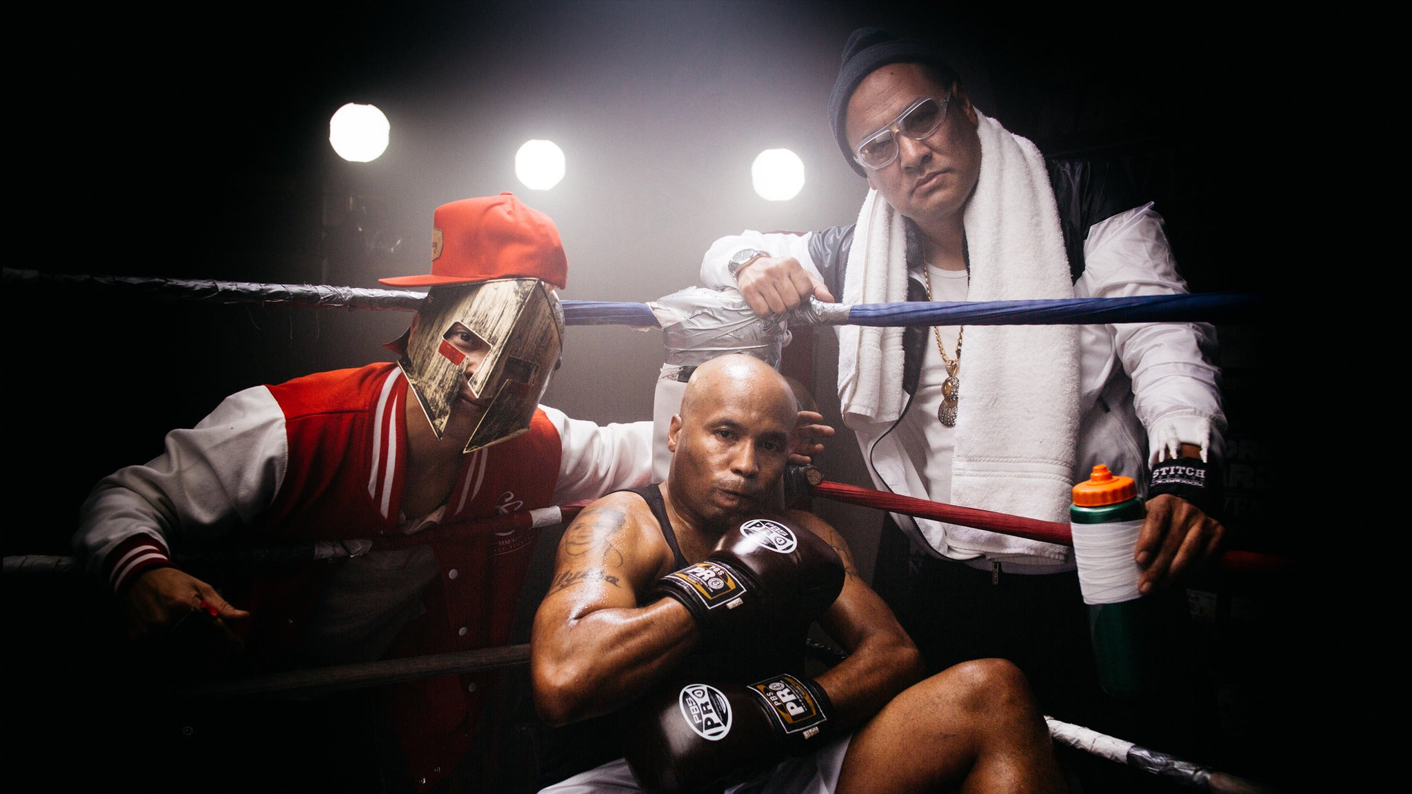 Dr. Octagon at Middle East - Downstairs