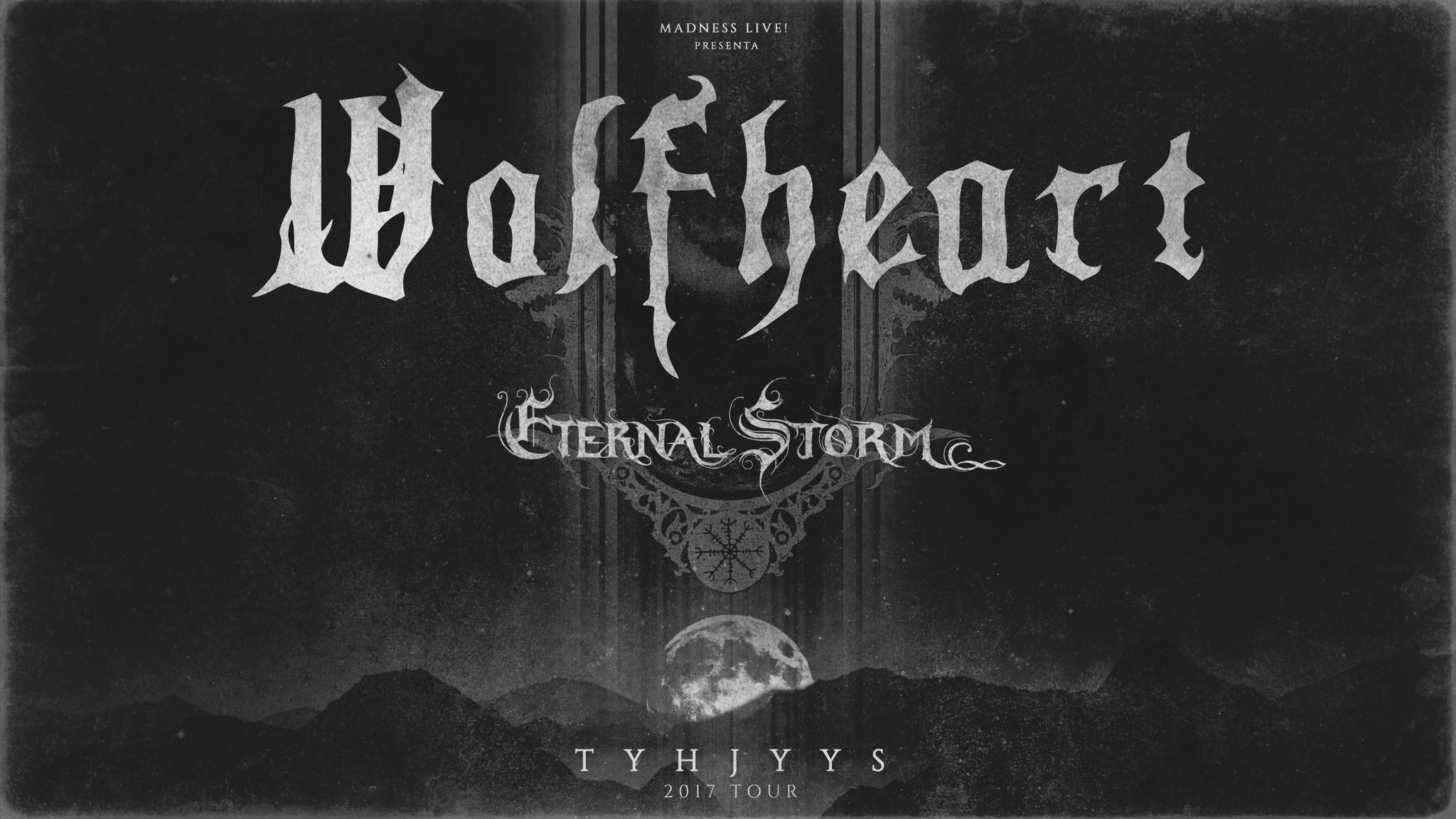 Wolfheart: the Wolves of Karelia Across Europe Tour 2021 *Cancelled*