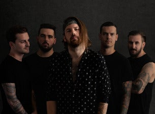 Beartooth - The Disease Tour