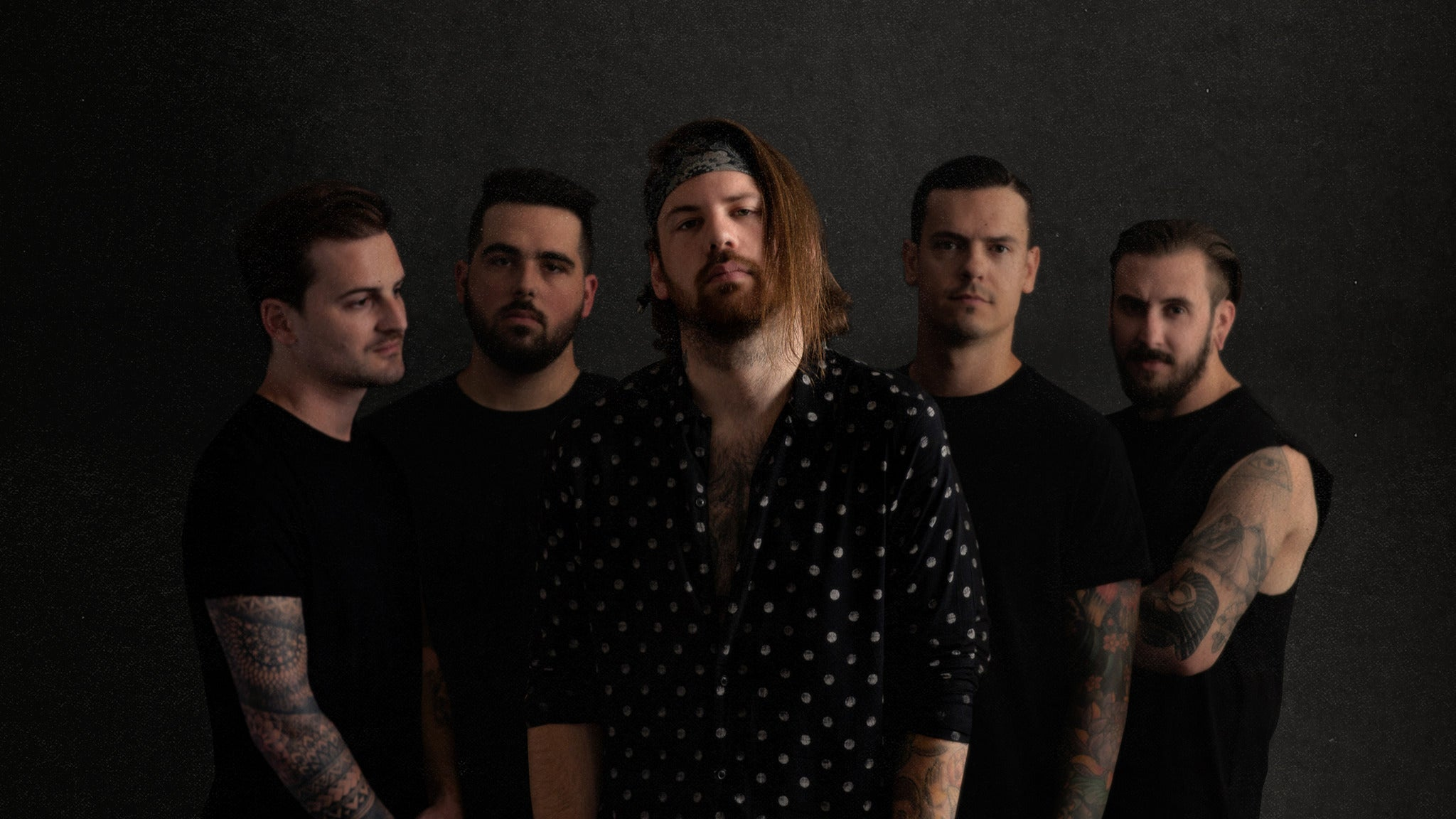 Beartooth at Music Farm