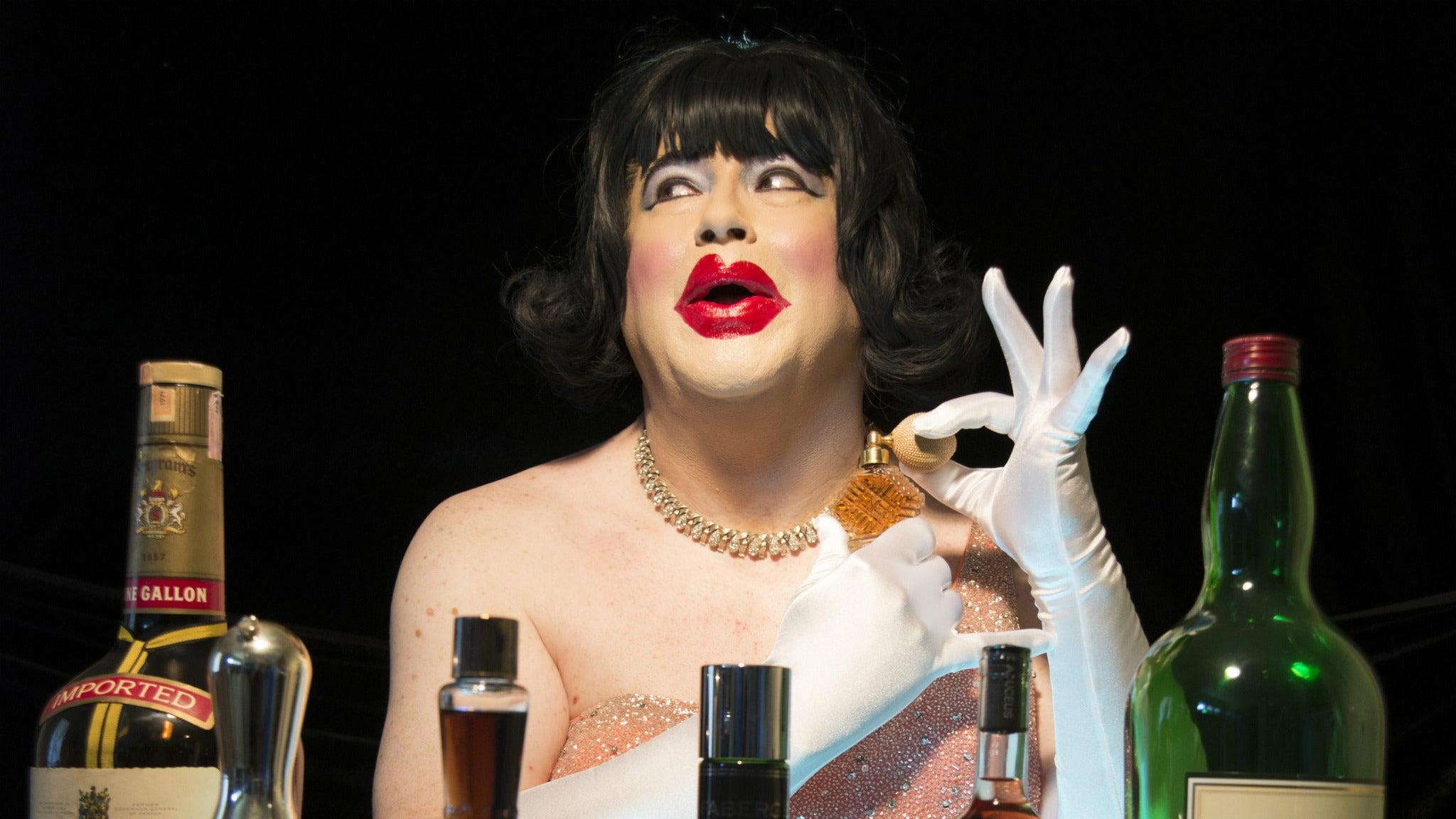 Dina Martina at Aladdin Theater