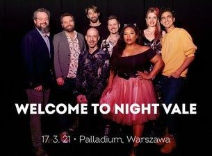 Welcome To Night Vale, 2021-03-17, Warsaw