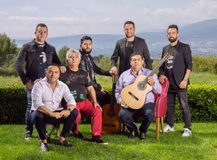 The Gipsy Kings Featuring Nicholas Reyes And Tonino Baliardo