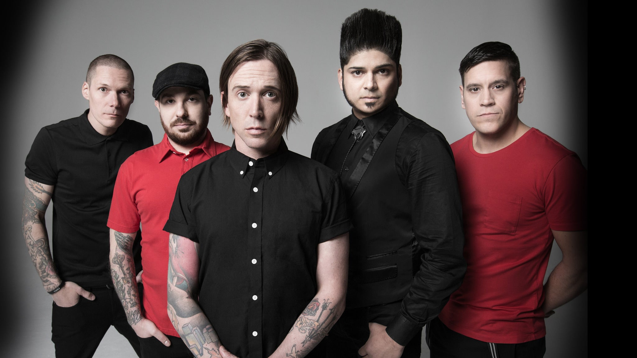 Billy Talent: Afraid Of Heights Tour