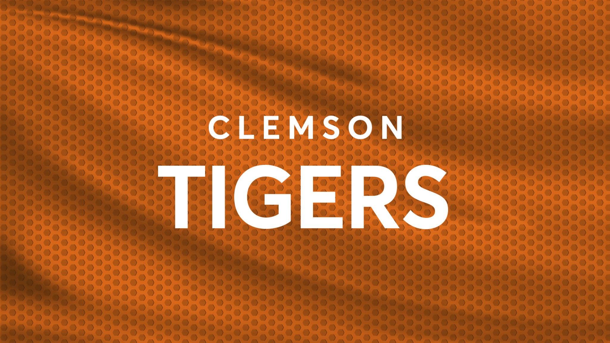 Clemson University Tigers Baseball