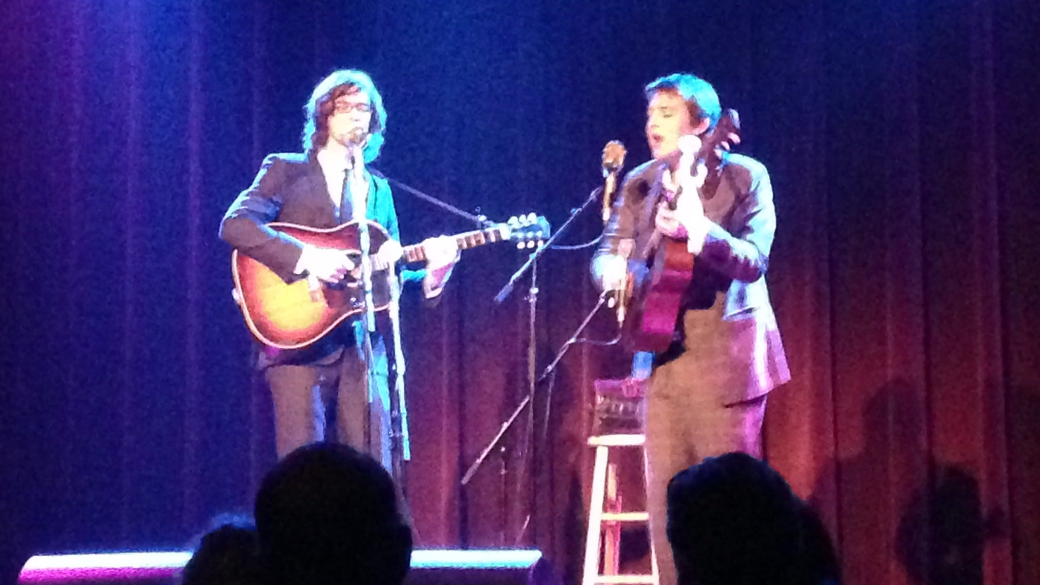 The Milk Carton Kids at The Lyric Theatre