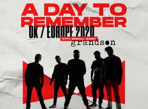 A Day to Remember, 2020-05-17, Barcelona