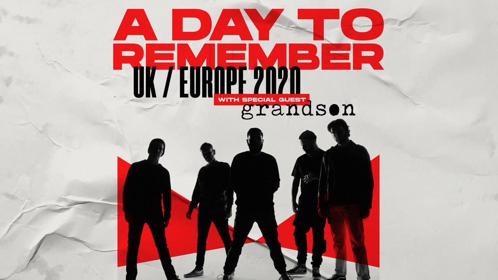 Hotels near A Day To Remember Events