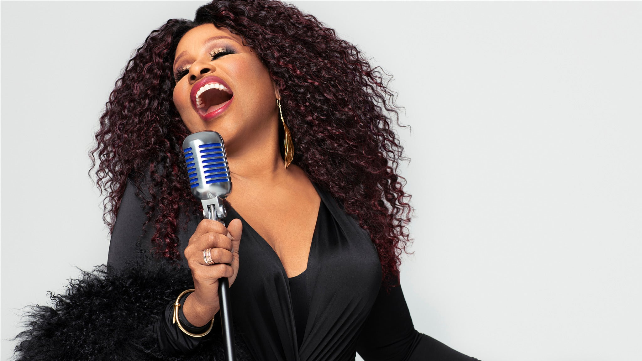 Chaka Khan With Special Guest Leela James