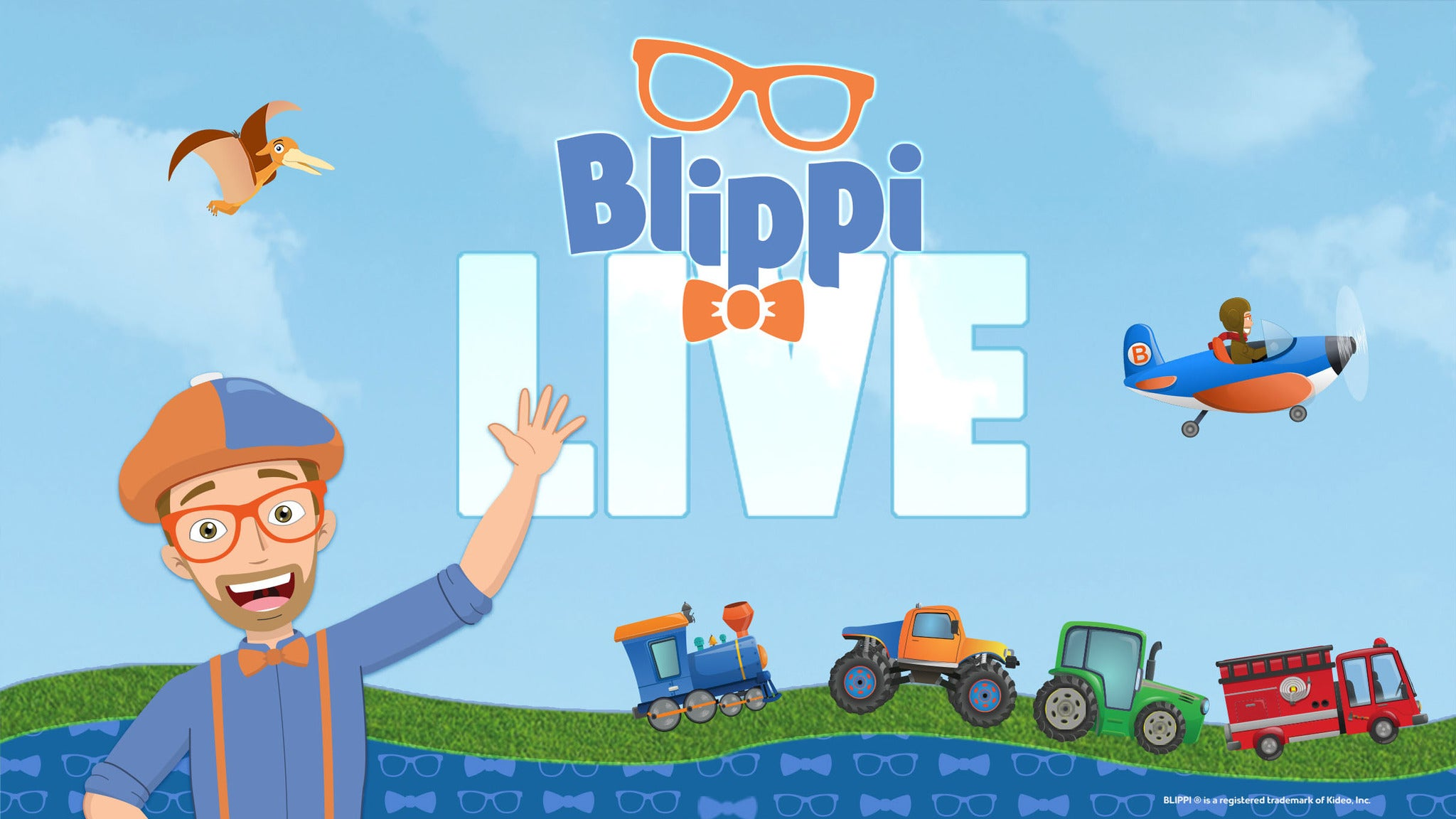 Blippi Live at Rosemont Theatre