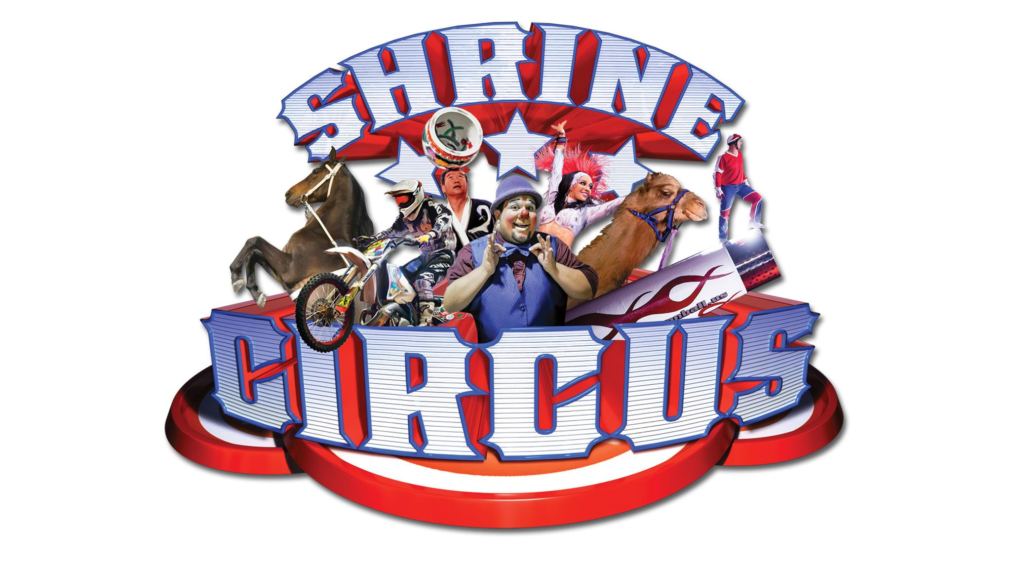 El Karubah Shrine Circus 2016 at CenturyLink Center