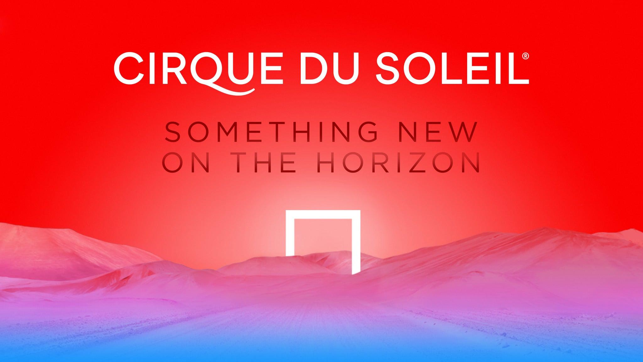 Cirque du Soleil: Cirque du Soleil 2020