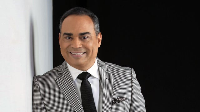 Gilberto Santa Rosa - RESCHEDULED