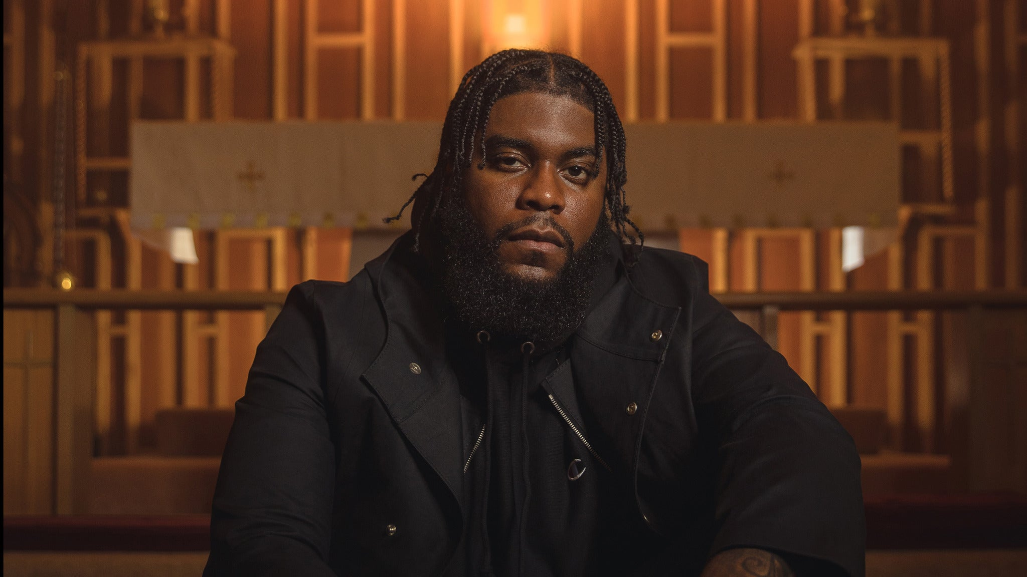 Big K.R.I.T. - From The South With Love at Ace of Spades