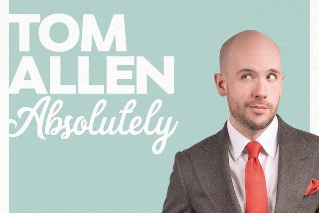 Tom Allen at Hollywood Improv (The Lab)