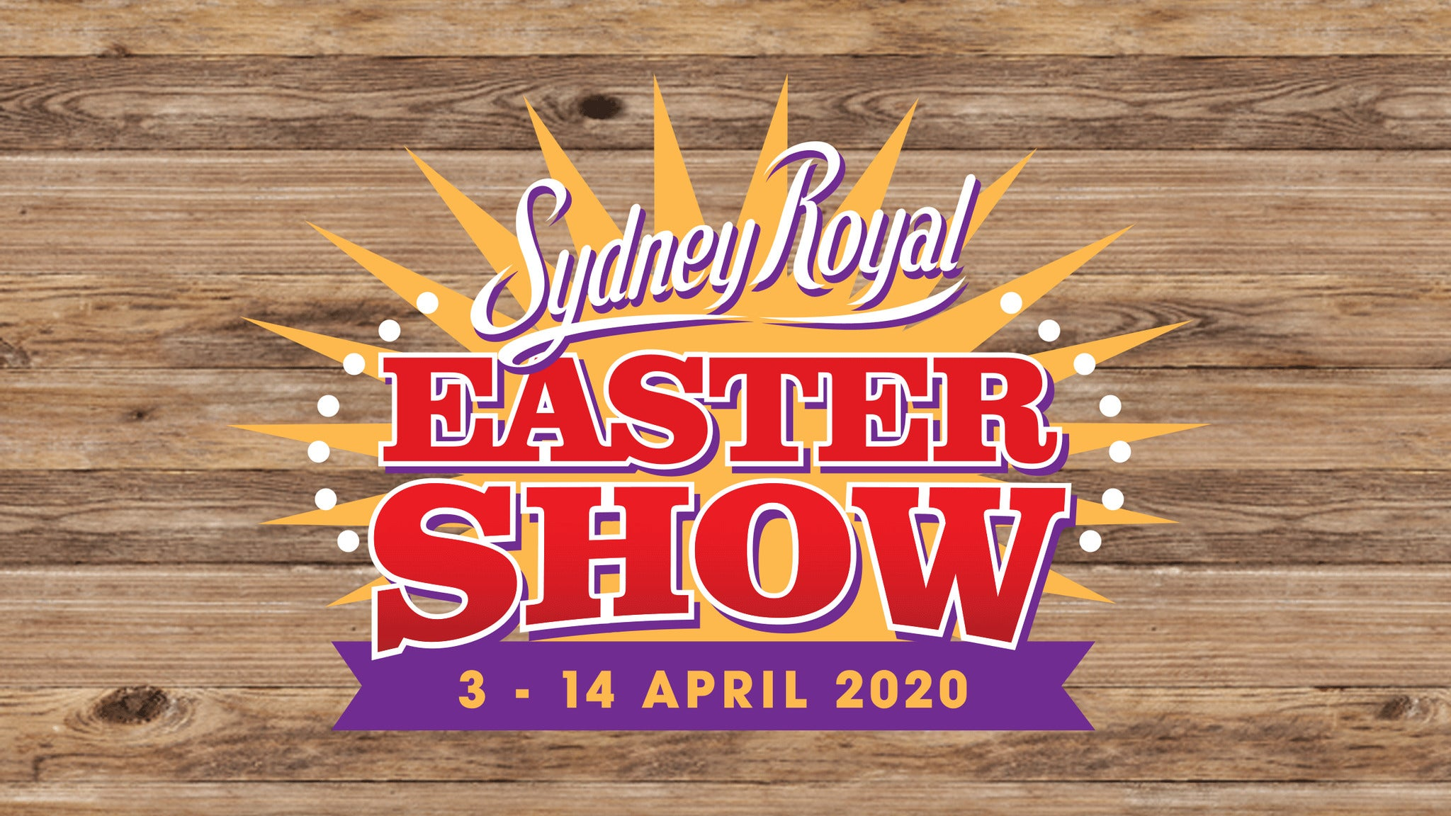 Sydney Royal Easter Show - Seniors' Day ShowLink