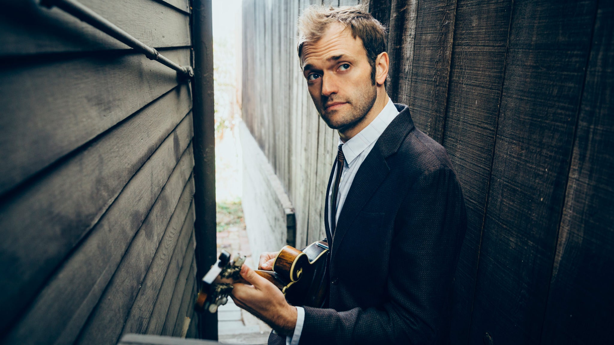 Chris Thile at Kennedy Center - Concert Hall - Washington, DC 20566