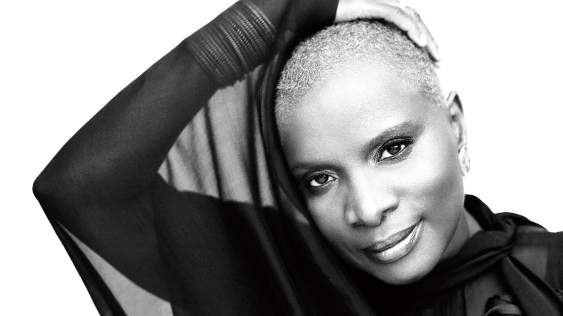 Angelique Kidjo at Benaroya Hall
