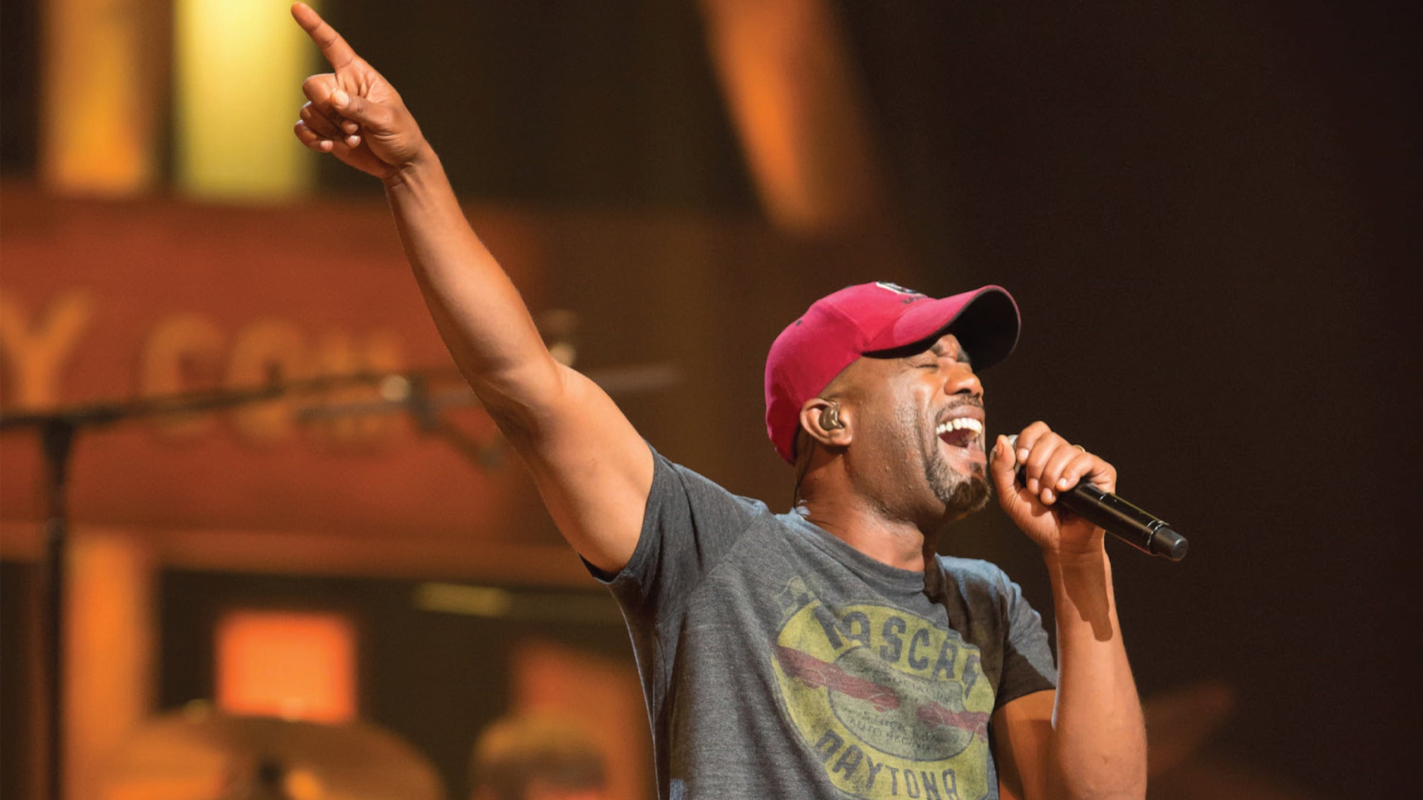Darius Rucker at Del Mar Fairgrounds