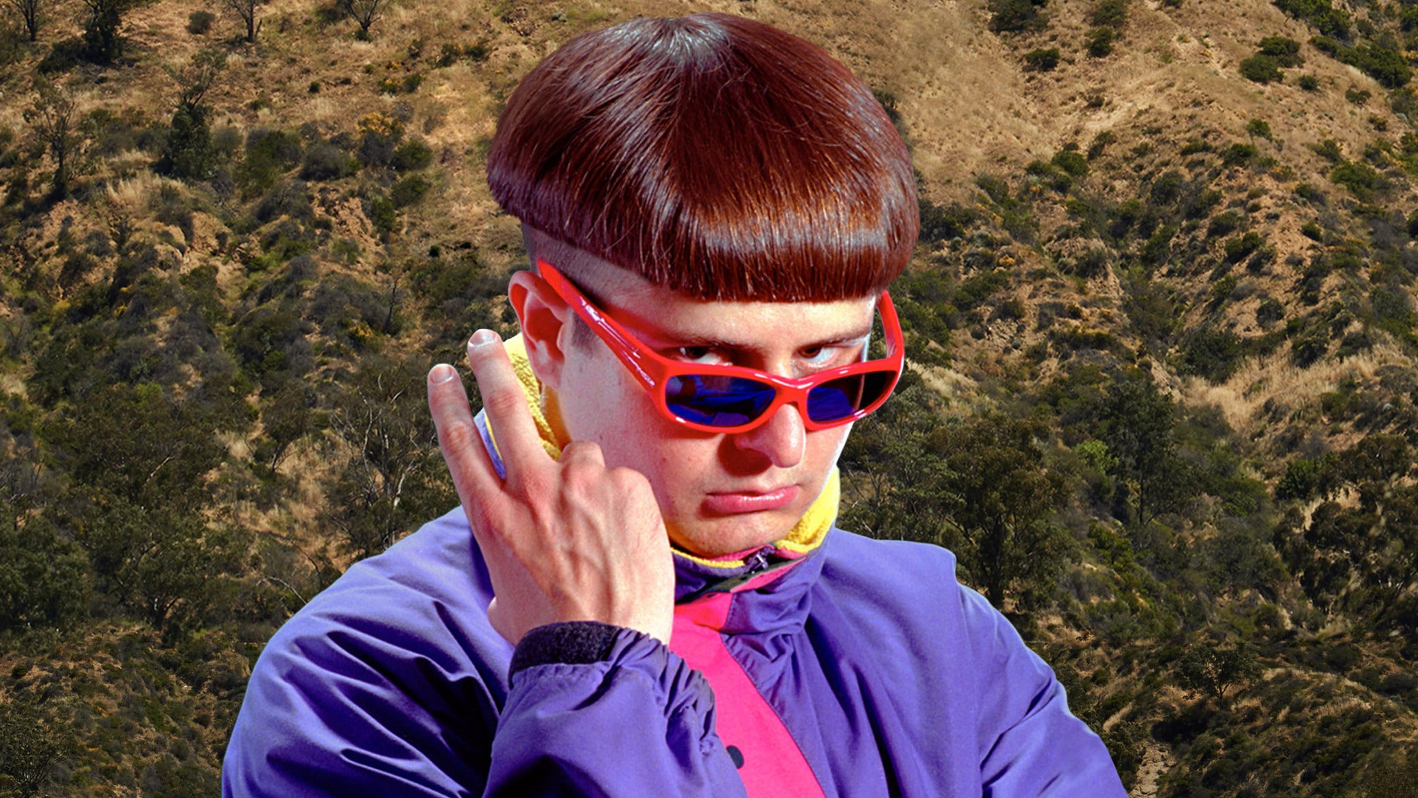 Oliver Tree + support
