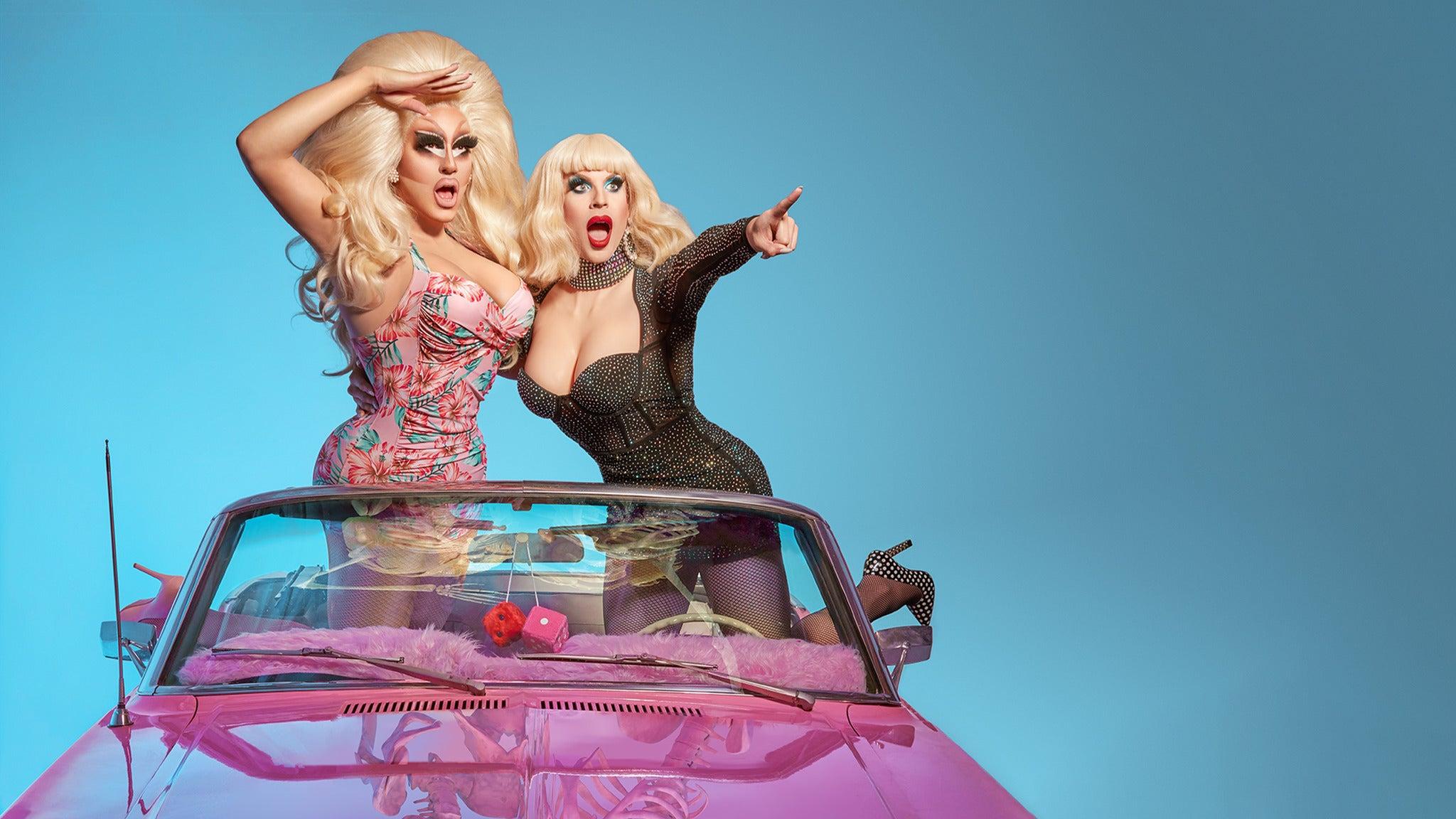 Trixie And Katya Live at Cobb Energy Performing Arts Centre - Atlanta, GA 30339