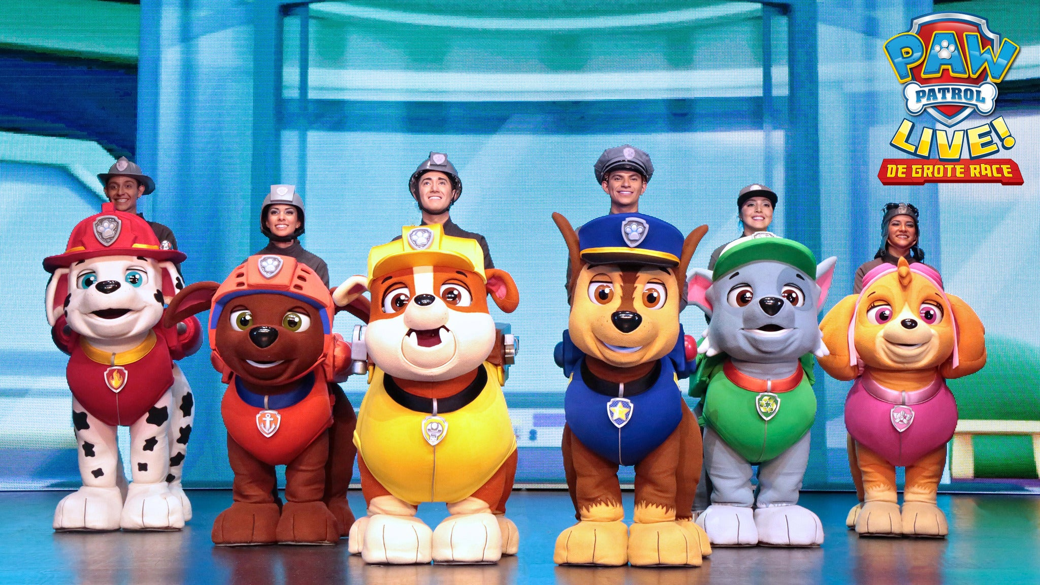 PAW Patrol Live! at Bismarck Event Center