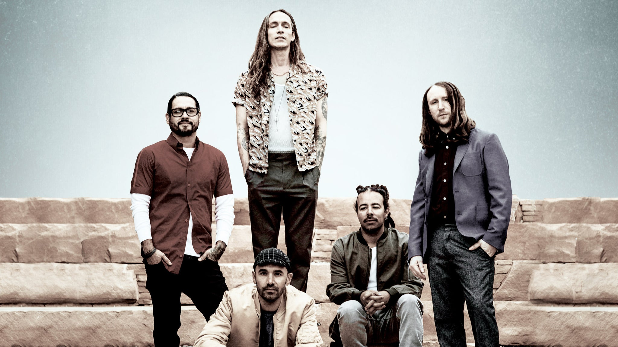 Incubus With 311 at XFINITY Theatre