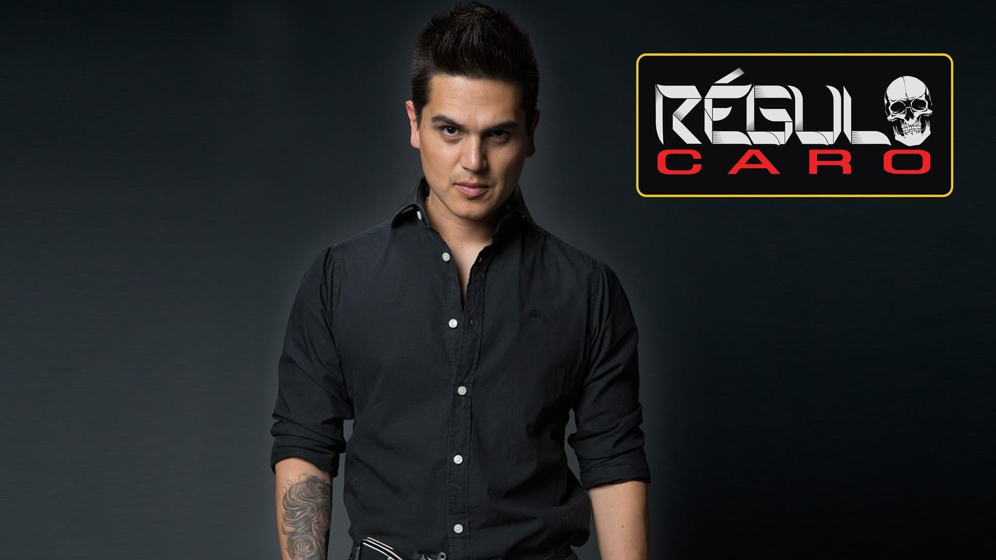 Regulo Caro at Aragon Ballroom