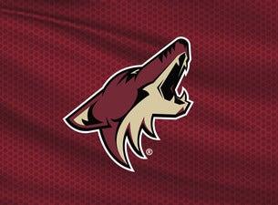 Arizona Coyotes vs. Tampa Bay Lightning