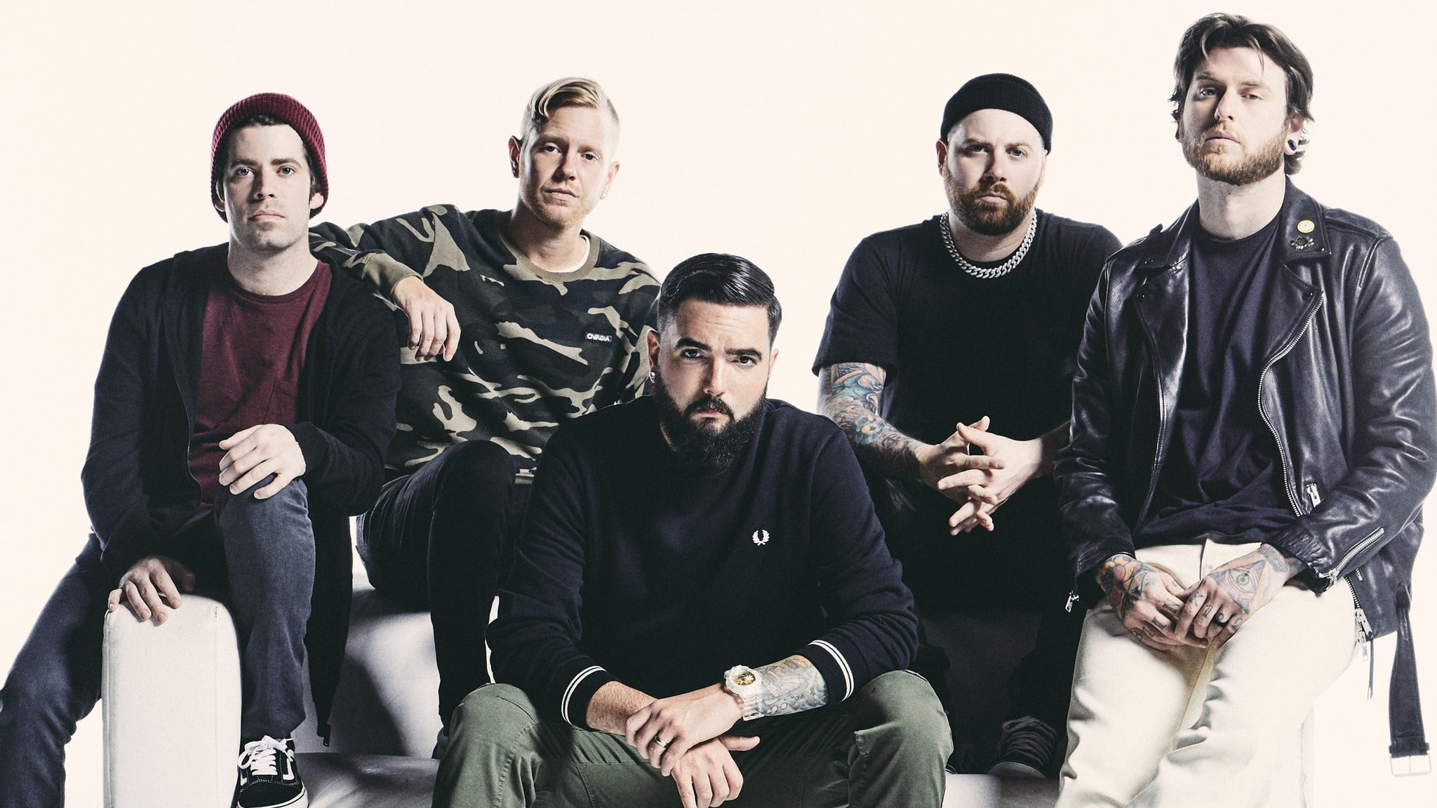 A Day To Remember: The Degenerates Tour