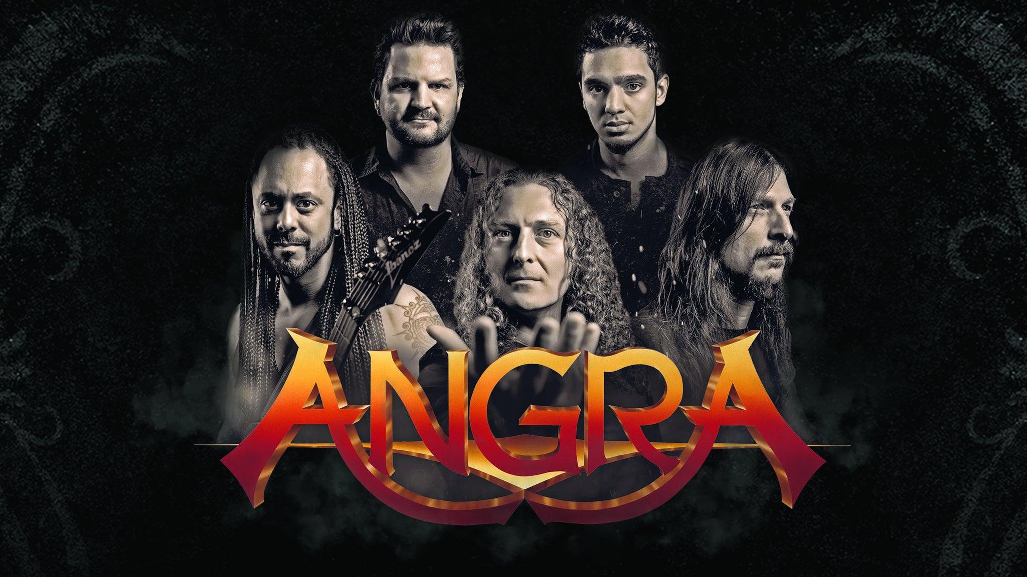 Angra at The Token Lounge
