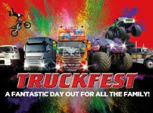 Truckfest tickets (Copyright © Ticketmaster)