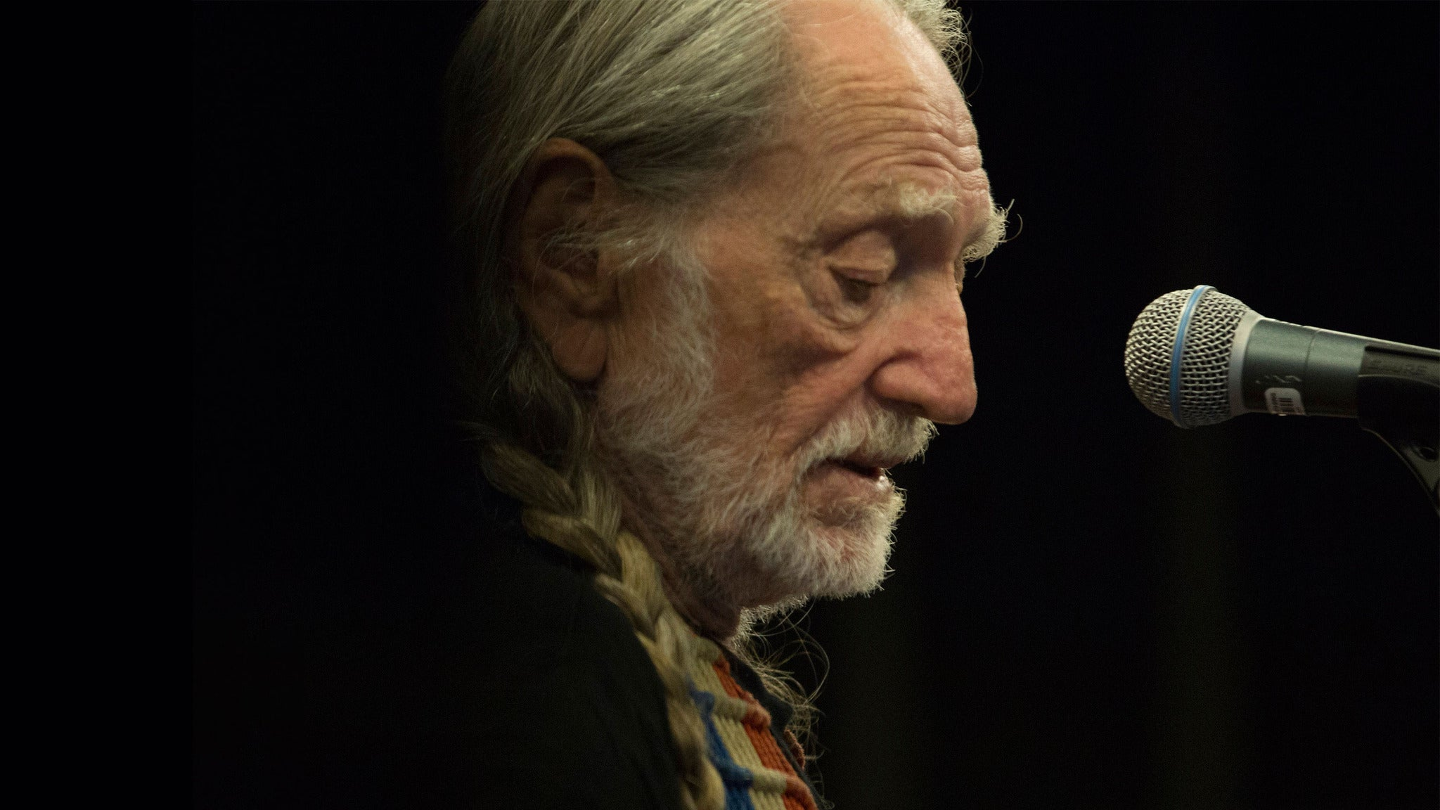 Willie Nelson at Battery Park - Sioux City