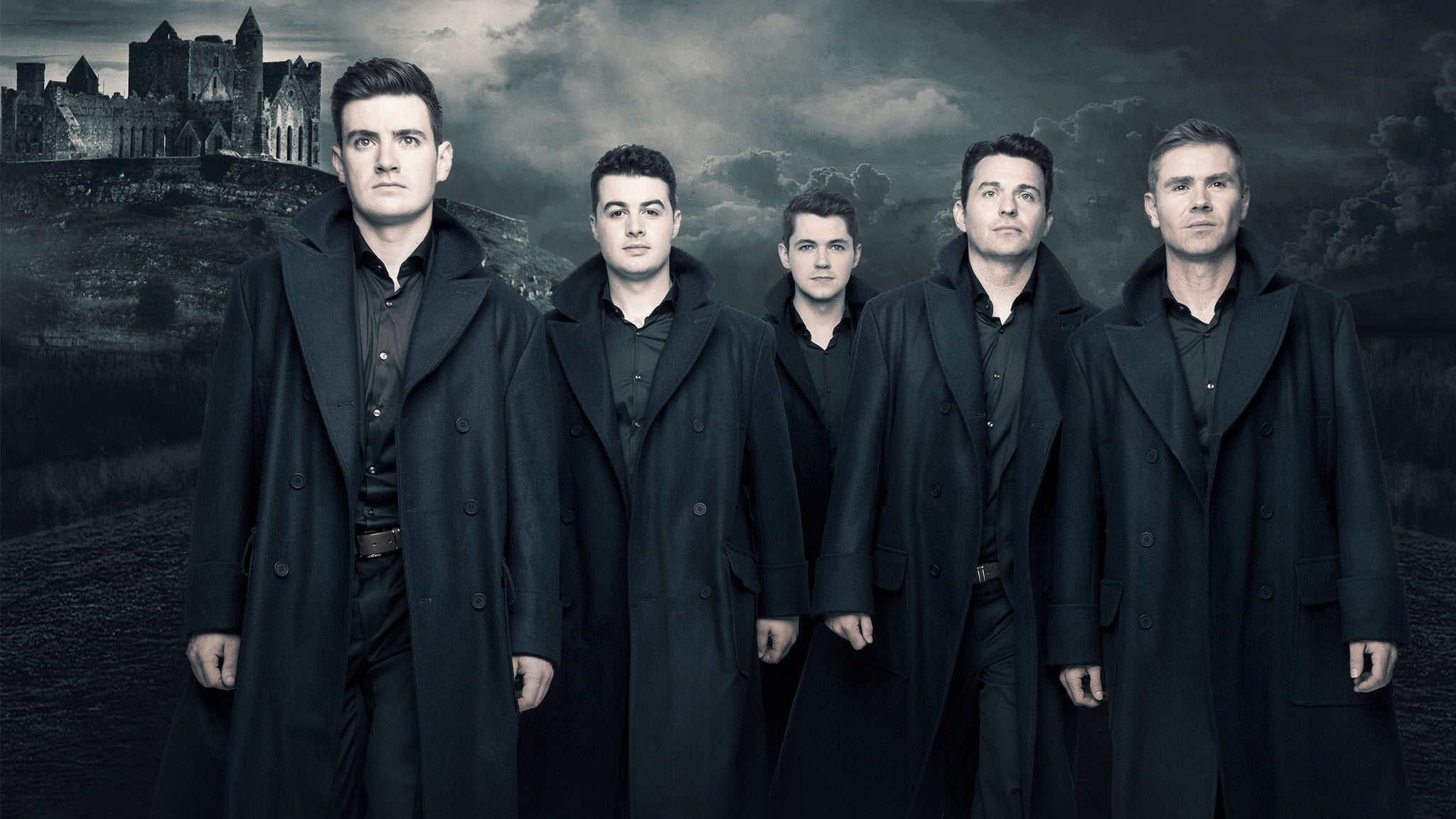 Celtic Thunder X Tour at Mesa Arts Center-Ikeda Theater