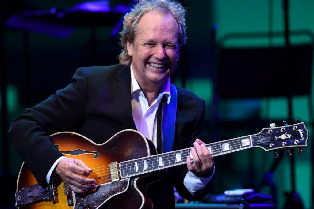 Lee Ritenour at Blue Note Napa - Napa, CA 94559