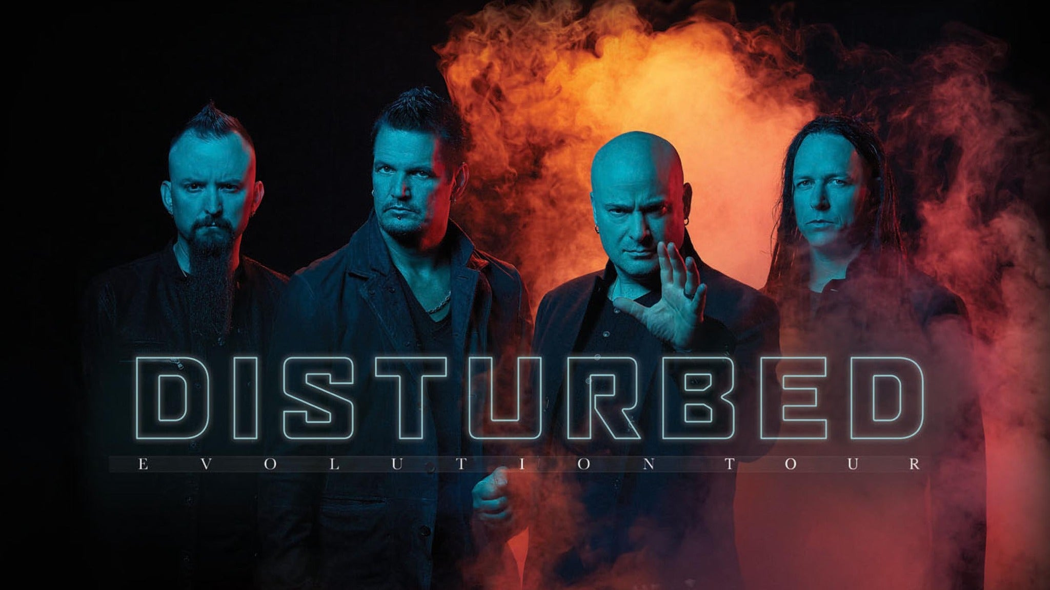 Disturbed: Evolution Tour at Mankato Civic Center
