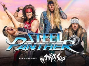 Steel Panther: Heavy Metal Rules Tour