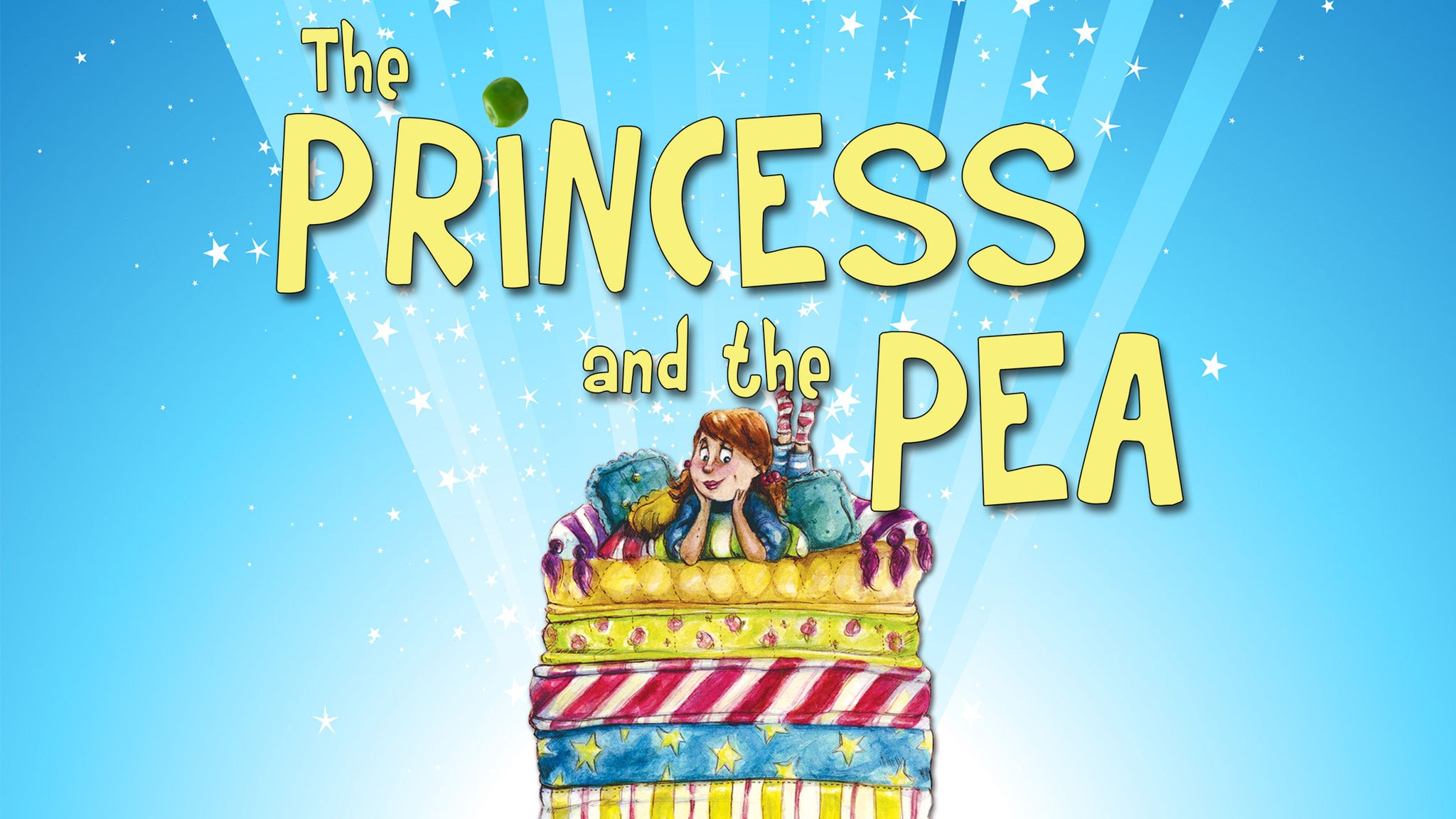 Marriott Theatre for Young Audiences Presents - The Princess and the Pea