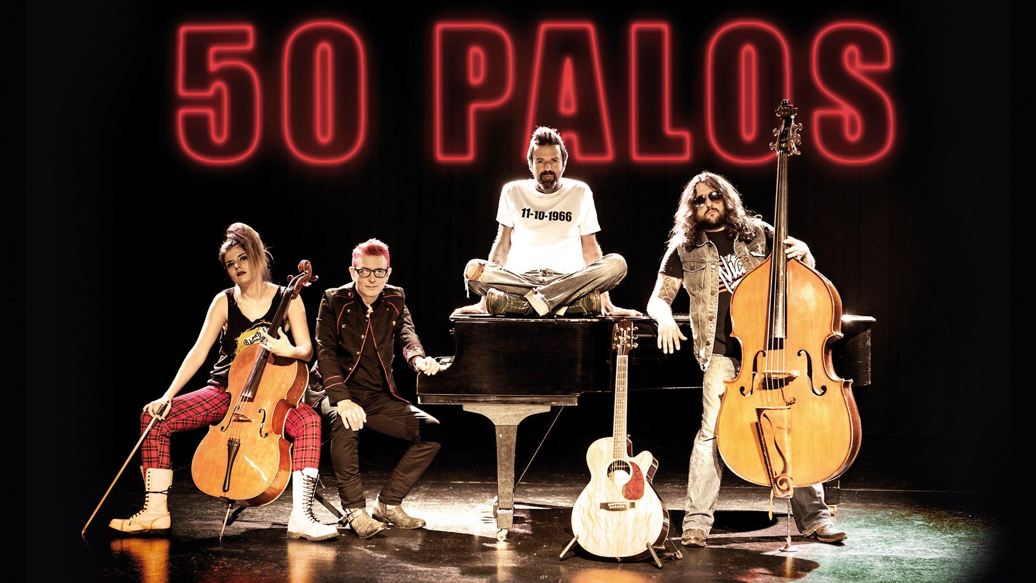 Mas Variedad 102.9FM presenta Jarabe de Palo